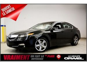2012 Acura TL TECHNOLOGY  SH-AWD  GPS  BLUETOOTH  CUIR  TOIT