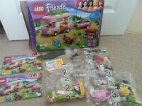 LEGO FRIENDS: Adventure Campe ***NEW***