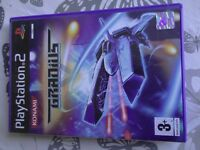 GRADIUS 5 / PLAYSTATION 2 / MINT / PAY PAL / FREE POSTAGE.