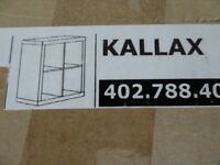 Brand New! Unopened Ikea Kallax shelves - Red