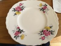 Post war Woolworths Plate