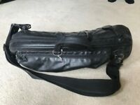 Vincent Bach Leather Trumpet Gig Bag / Soft Case