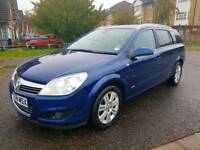 Vauxhall Astra estate Design Automatic 2008