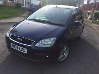 Ford Focus c-max Zetec. Low mileage and great condition