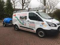 driveway, patio and window cleaning