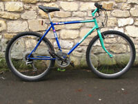 Gents Bike MBK very rare in mint condition