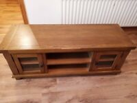 Very nice television unit stand for sale
