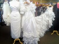 Have you considered buying your wedding dress from charity?