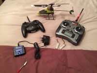 Blade 120sr RC Helicopter + EXTRAS!