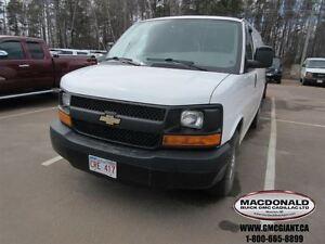 2012 Chevrolet Express 2500 Cargo Van