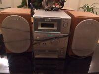 Sony Cmt - Cp 101 micro highfi