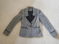 Size 10 Grey smart blazer from Nexus/Splash