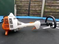 stihl fs55r petrol lightweight grass strimmer,brushcutter in excellent condition!