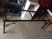 4 feet fish tank stand metal