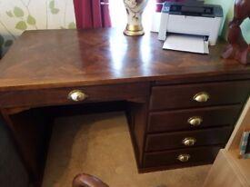 Original Art Deco Archtects Desk