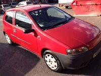 2003 Fiat Punto 1.2 MIA. CLEAN CAR, LOW MILES,