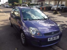FORD FIESTA STYLE CLIMATE 1.25 2006