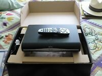 SKY + HD SET TOP BOX EXCELLENT CONDITION BOXED