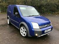 Ford transit connect sport 59 plate