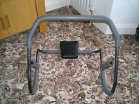 EXCERSIZE FRAME WITH HEAD SUPPORT