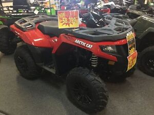 2015 arctic cat XR 700 XT EPS 3.99% Financing for 60 Months or N