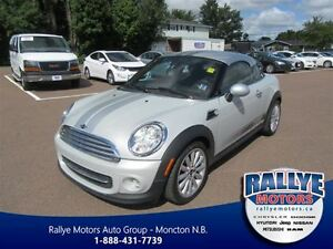 2012 MINI Cooper COUPÉ! Heated Seats! ONLY 29K!