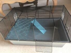 Pets at Home medium gerbil/ dwarf hamster cage