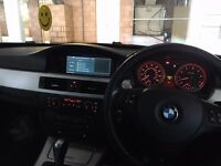 BMW 325i MPower touring Black FSH / px swap a3 1 series civic yaris etc.