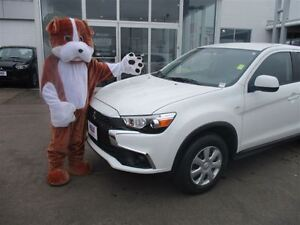 2016 Mitsubishi RVR ES **Lease for only 113+tax Bi-weekly