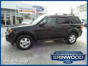 2012 Ford Escape XLT - 6CYL/LTHR/PROOF/ALLOYS