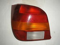 Ford Fiesta Mk3 passenger side / near side rear tail light 89FG 13A603
