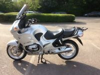 Superb example of a BMW R 1150 RT for sale. First to see will buy.