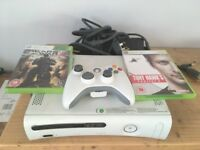 Xbox 360 Console with Controller & Gears of War