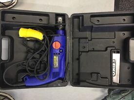 SDS powerdrill EIKO 110v used once ! Excellent drill