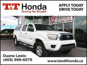 2014 Toyota Tacoma Doub Cab *No Accidents, Locally Owned, Blueto