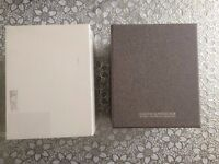 Baume and Mercier men's watch Exterior And interior Display Box