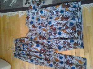 BRAND NEW AFRICA ETHNIC CLOTHING  DRESS SUIT LARGE