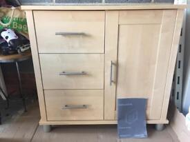 Mamas & Papas Modensa Dresser & Underbed storage unit