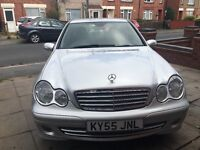 Very nice and clean Mercedes c180 auto petrol