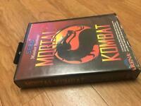 Mortal kombat master system