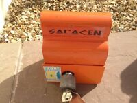 Saracen Full Stop Security Hitch Lock