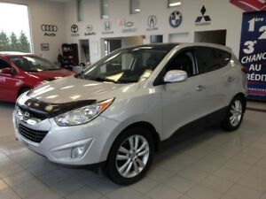 2011 Hyundai Tucson LTD LIMITED + TOIT PANORAMIQUE + CAMERA + GP