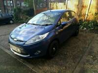 1.25 zetec 2010 reg only 58,000 miles low insurance and tax