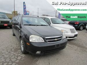 2007 Chevrolet Optra LT | ROOF| FRESH TRADE | AS IS London Ontario image 1