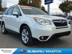 2015 Subaru Forester 2.5i Touring Package |7, 516km|