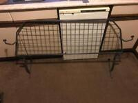 Land rover discovery 3/4 dog guard
