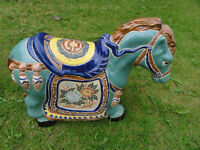 Lovely Ceramic Pony New £45for quick sale
