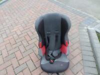 Kids car seat groups 1-2-3