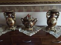 Moroccan Decor Set of Vase