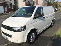 Vw transporter T5 fully converted